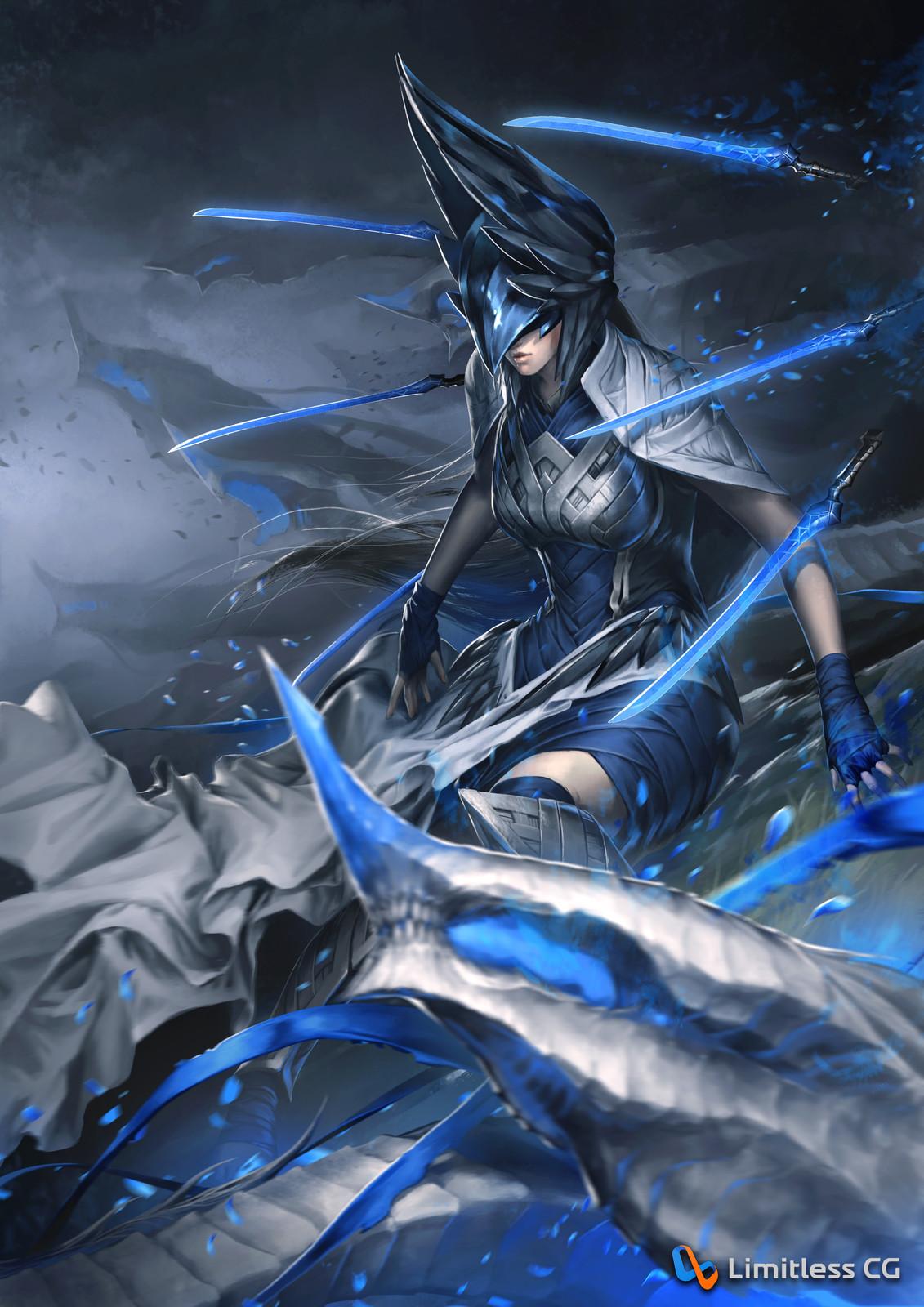 Nyx goddess of night final