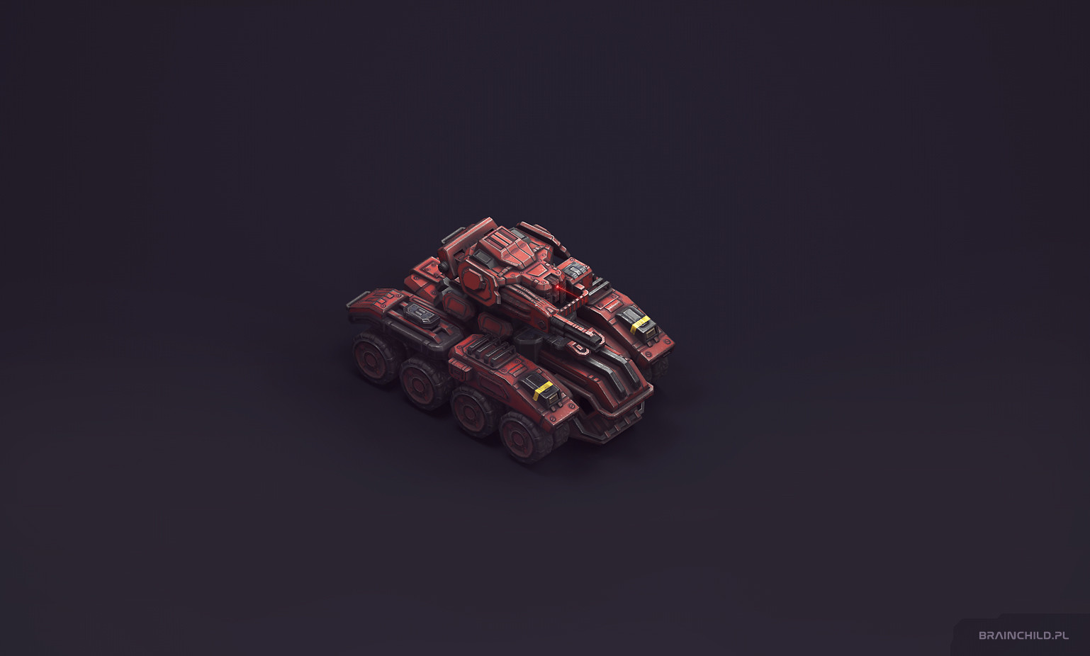 Rafal urbanski tank 04