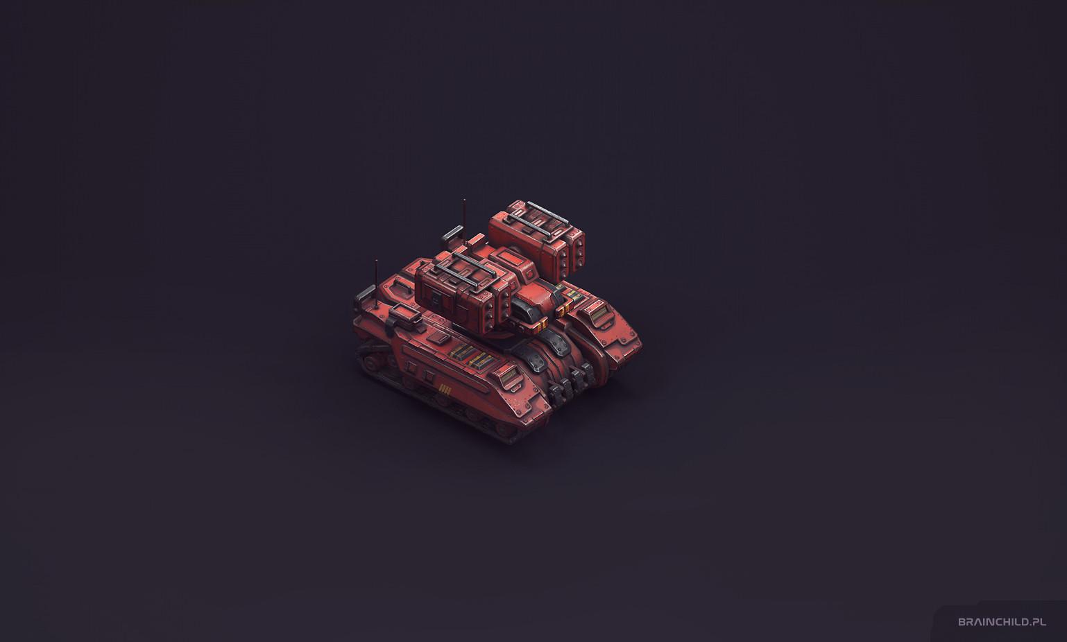 Rafal urbanski tank 05
