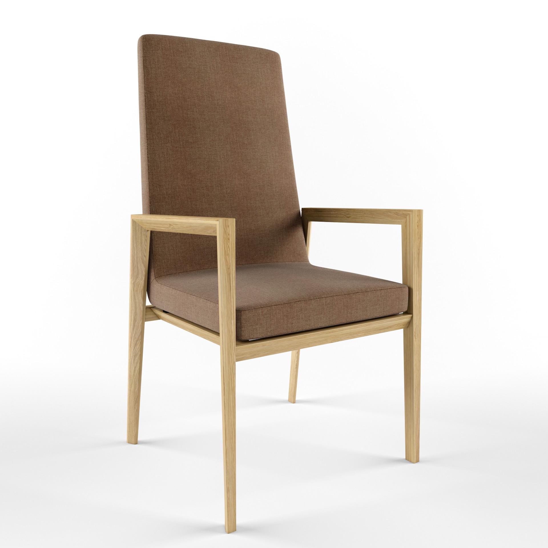 Pawel oleskow wizualizacja krzesla 3