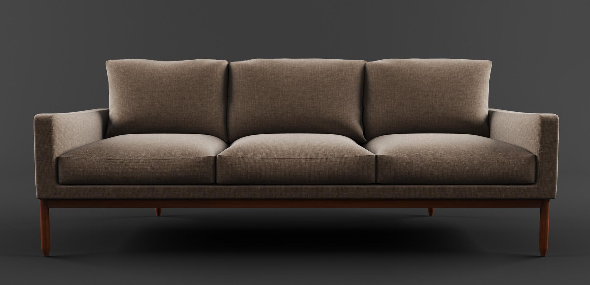 Pawel oleskow wizualizacja produktu sofa 3 wizualizacje opole