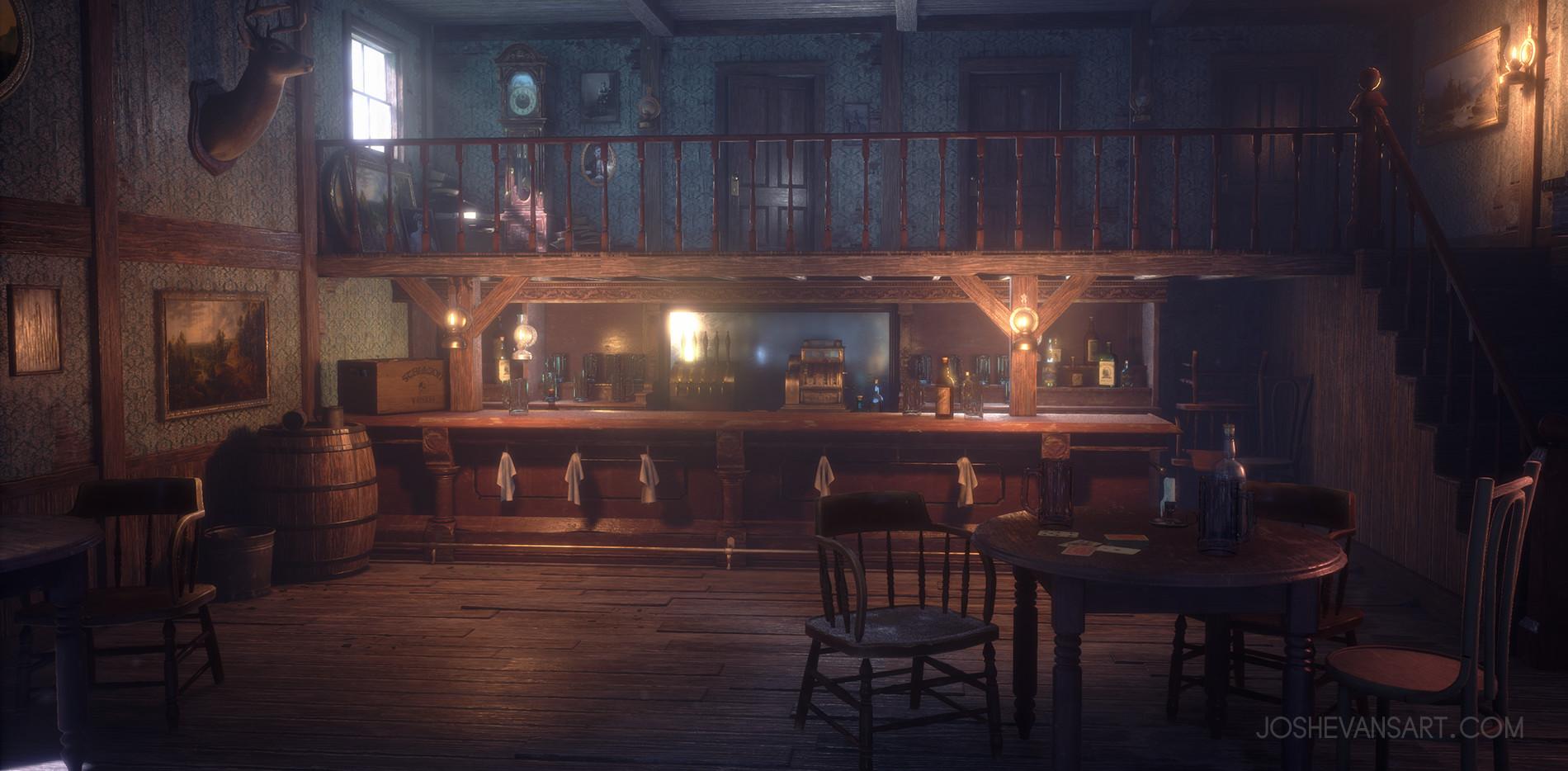 L'Agent, la Nonne et la Truande ... Josh-evans-saloon-001