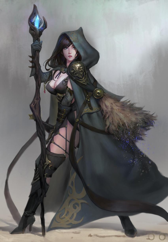Joo battle sorcerer 03 s