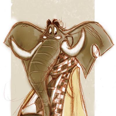Vipin jacob elephantwork