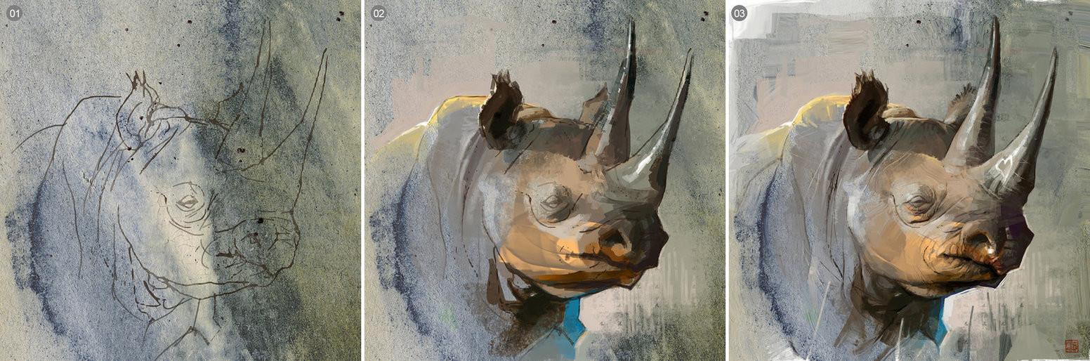 Thierry doizon ae bt rhino wip