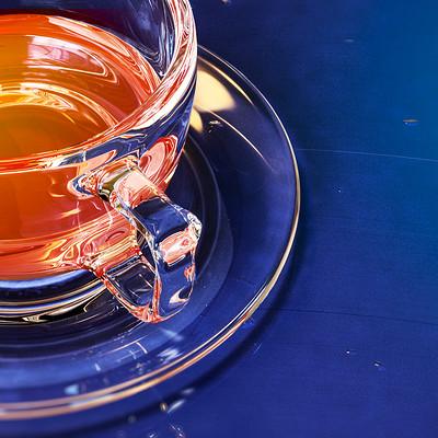 Mason style teatime