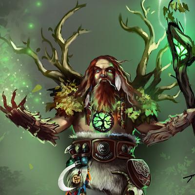 Lesta danica druid 7