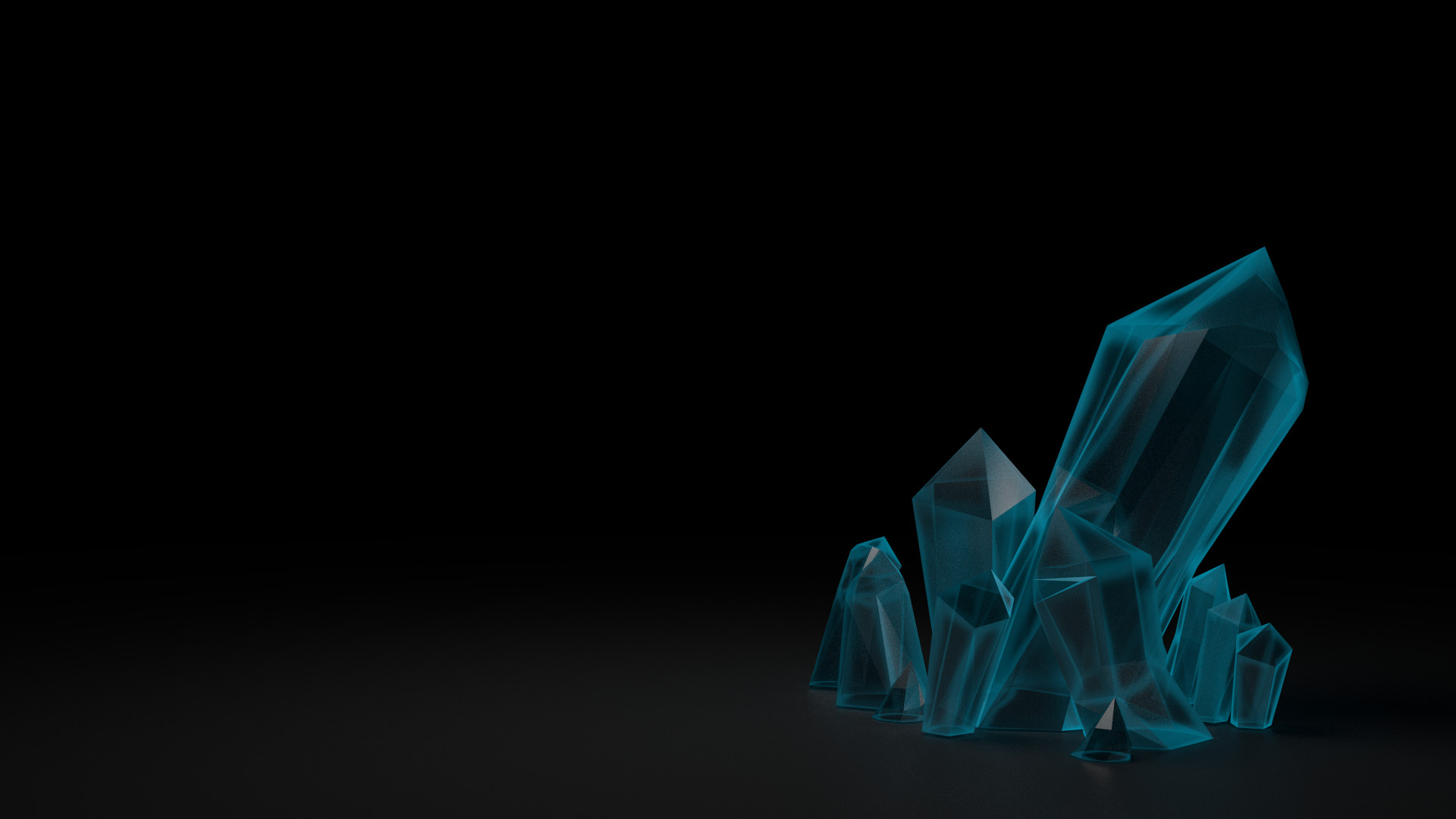 Andrew weir crystals 3d by piplington d68xabl