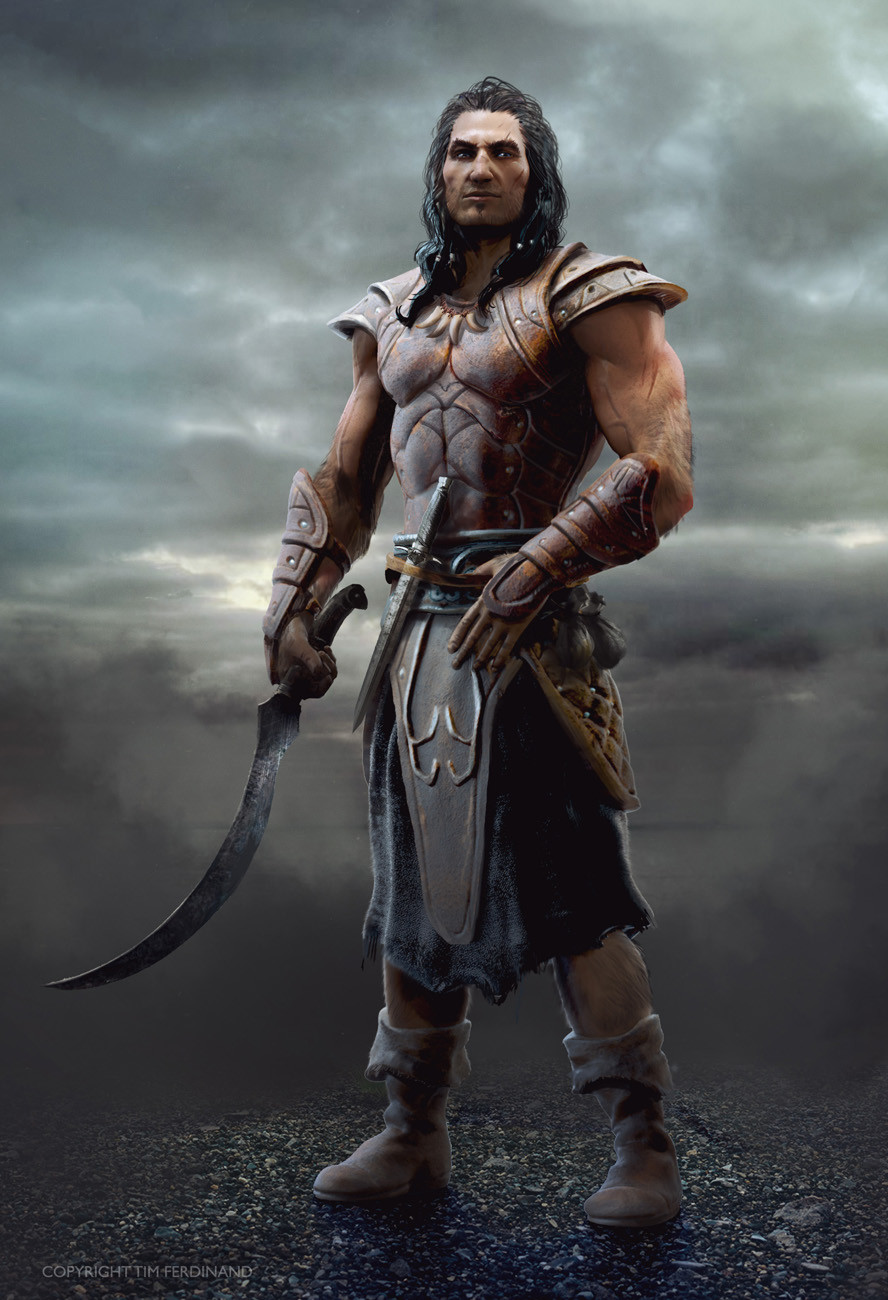 Miroslav petrov barbarian