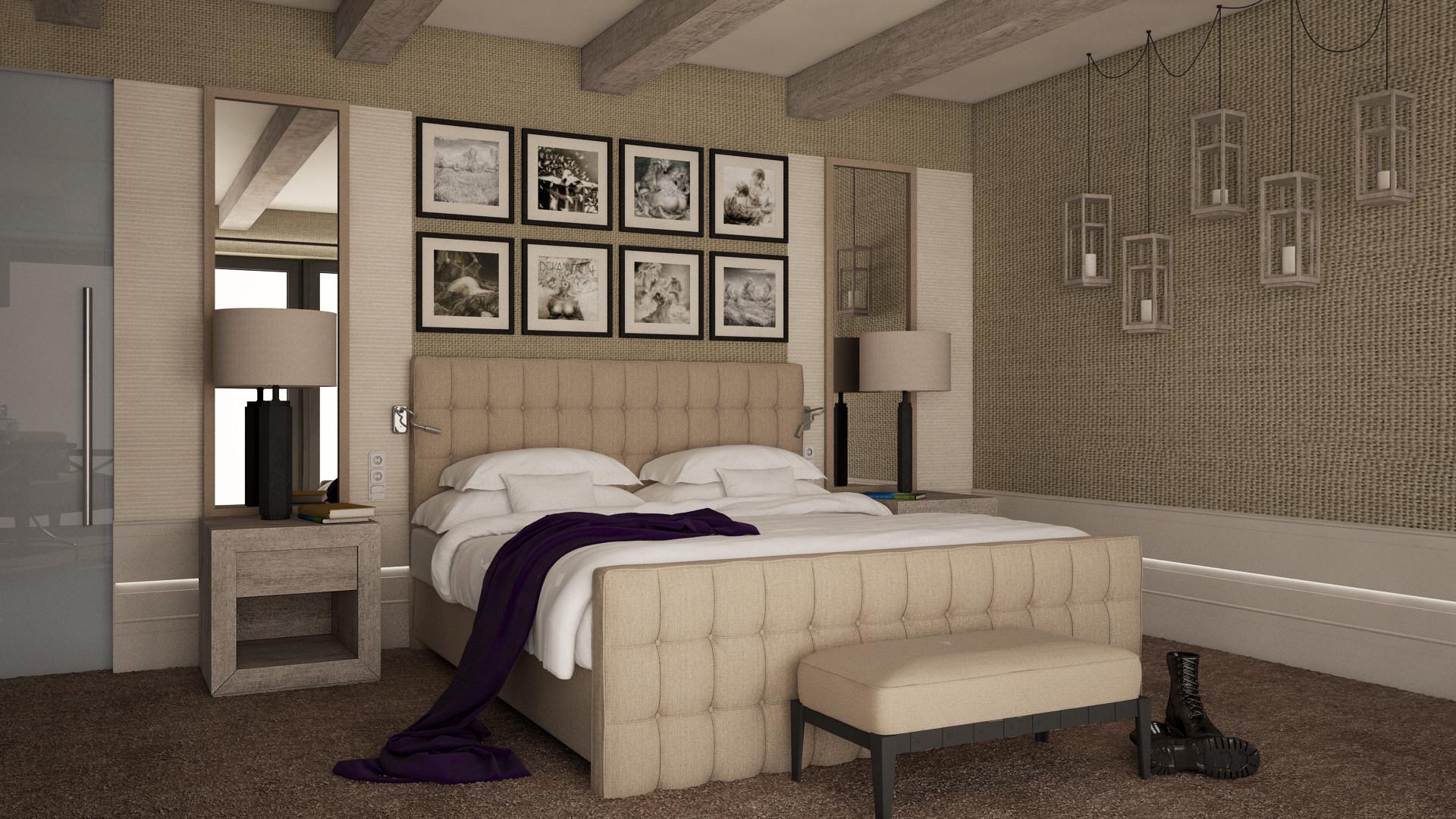 Pawel oleskow wizualizacja sypialnia 02