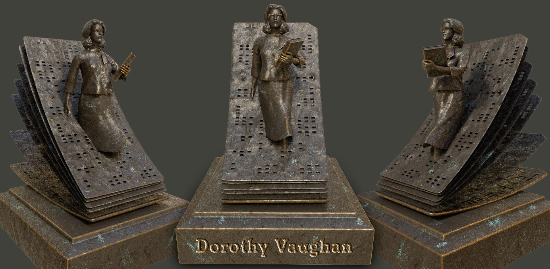 "Dorothy Vaughan, ""human computer"", engineer & diversity advocate."