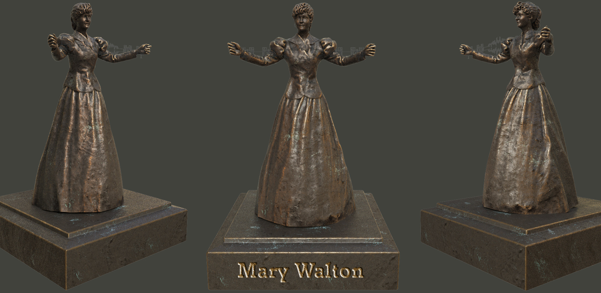 Mary Walton, inventor & engineer.