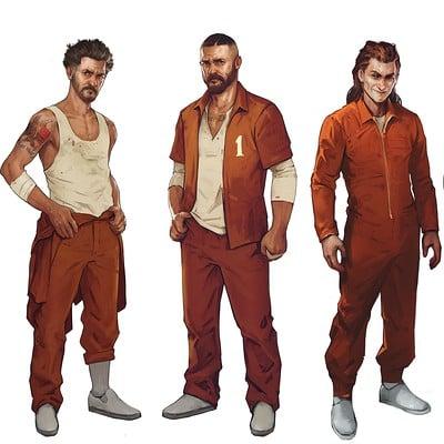 Denys tsiperko prisoner set