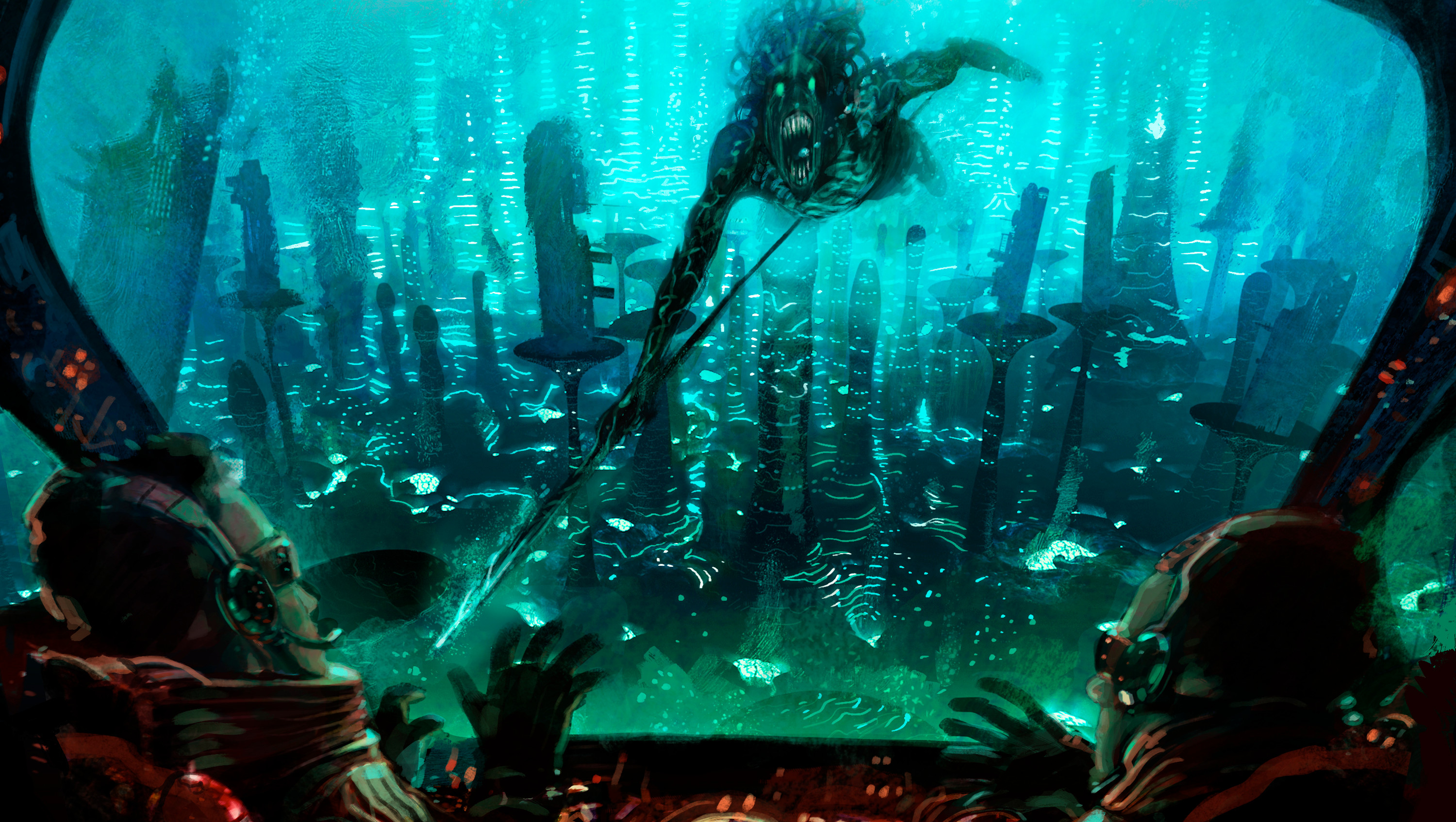 Kfr 04: Close encounter.