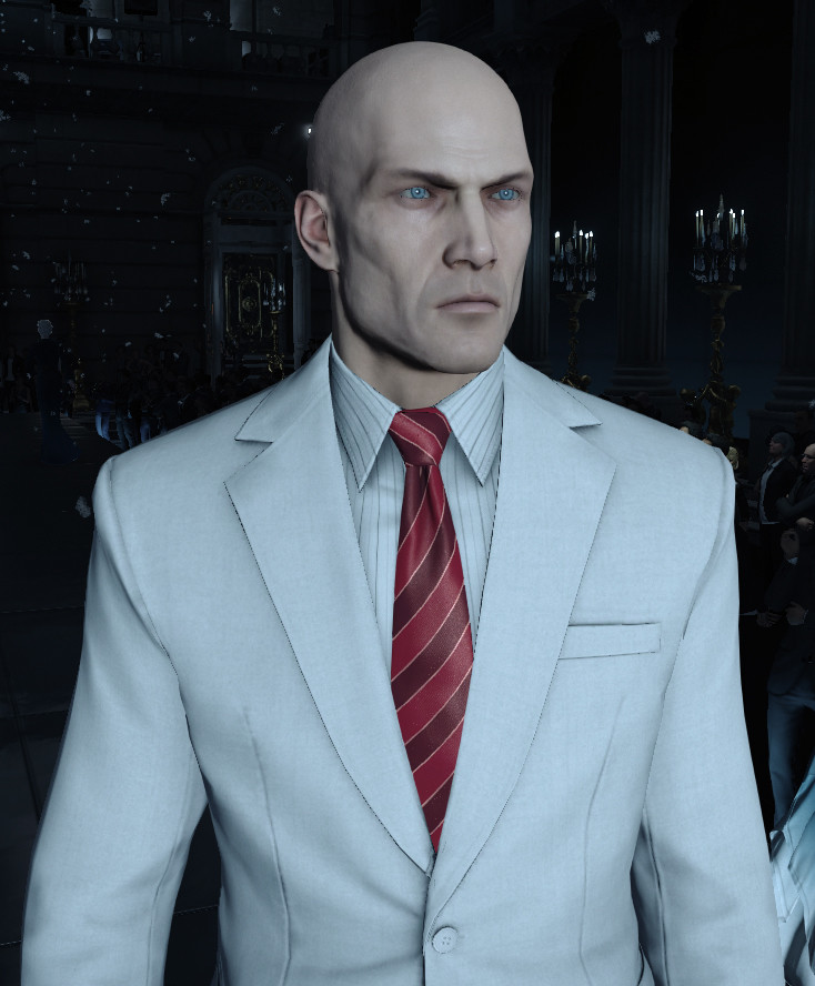 Artstation Requiem Suit Hitman Outfit Anton Kozlov