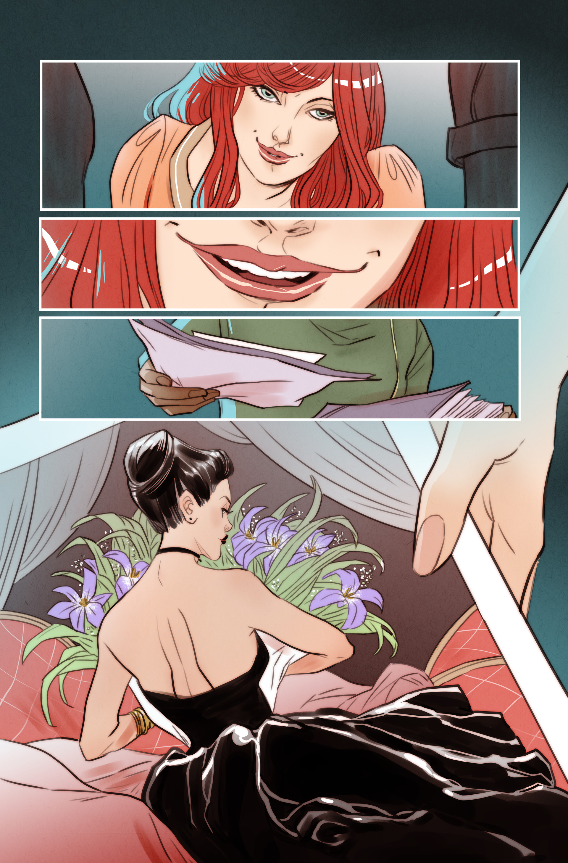 Marguerite sauvage dcbombshells chap08 04