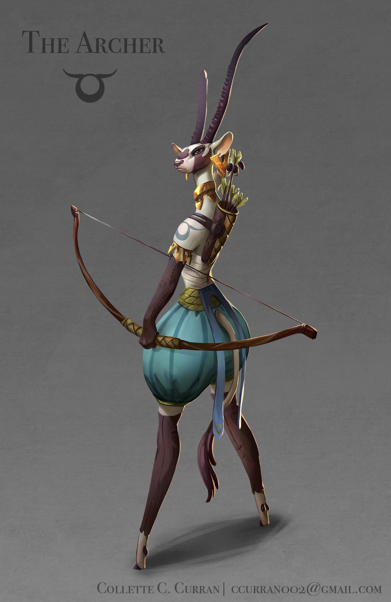 Collette curran archer final
