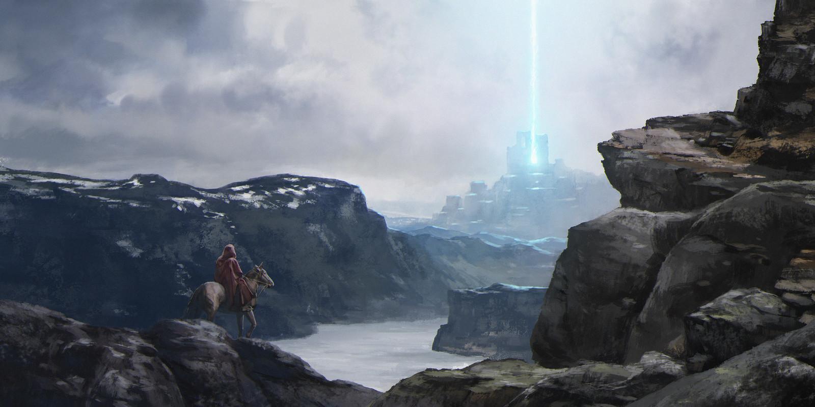 Pilgrimage to the last beacon