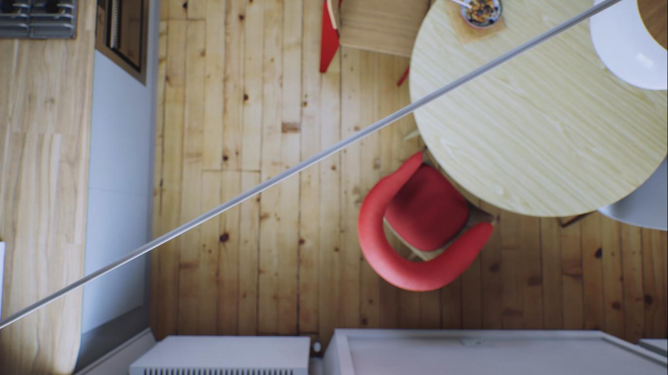 ArtStation - Unreal Engine 4 - Loft Apartment, Ash B
