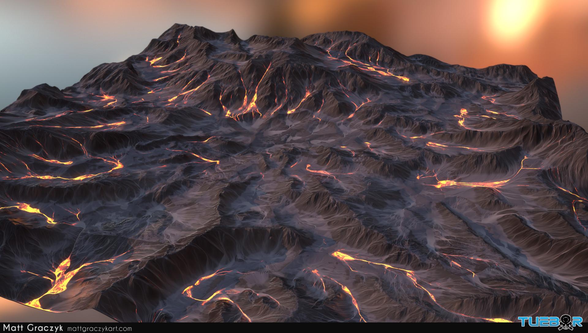 Matt graczyk tuebor lavaflow terrain 4