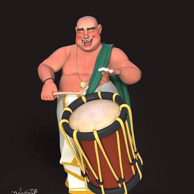 Mansoor mohammed drummer 1