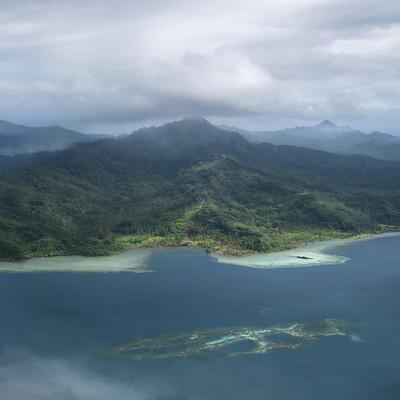 Nicolas zuriaga matte painting isla