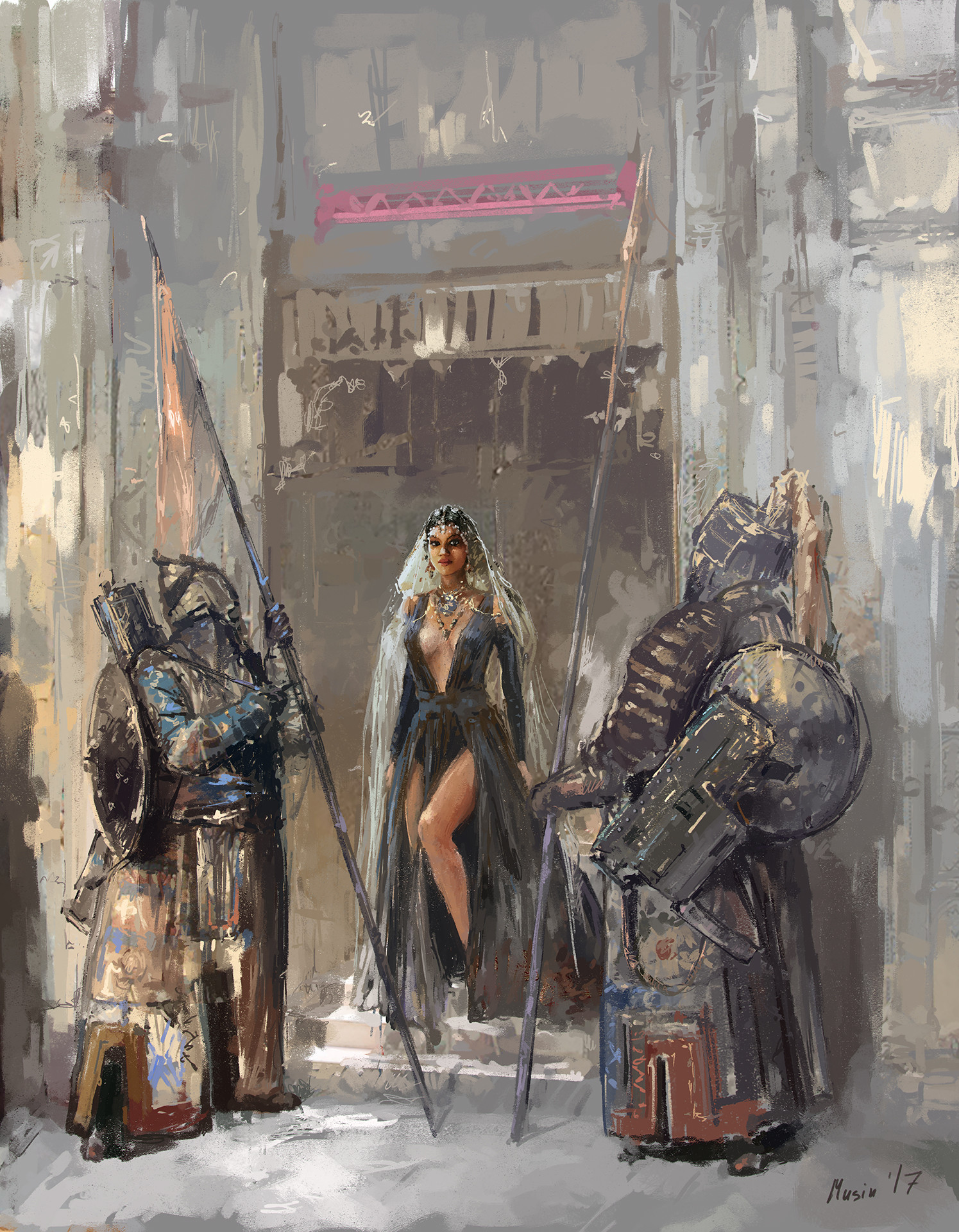 Sergey musin guards