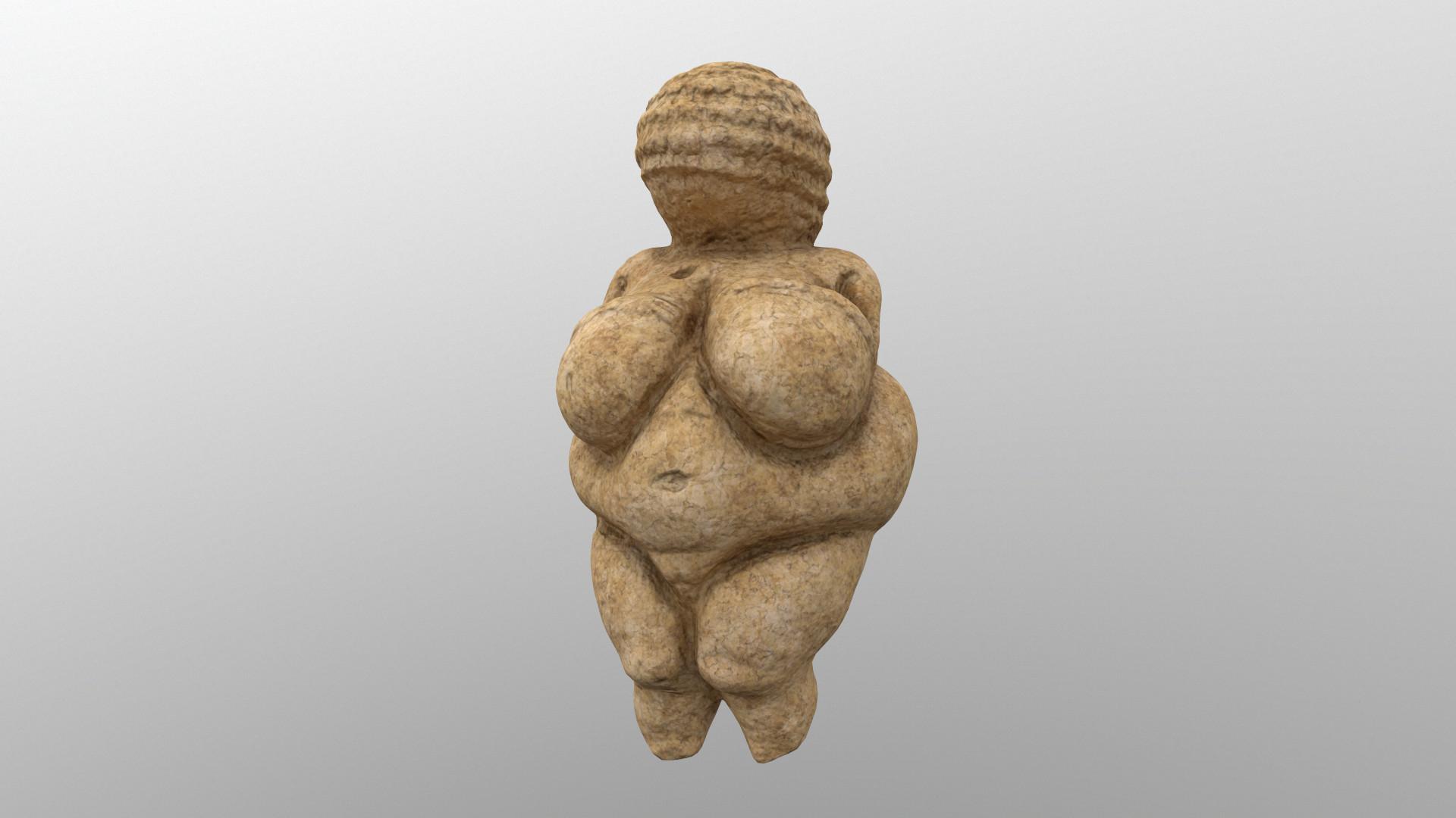 Edgard Francis - Venus Of Willendorf-7106