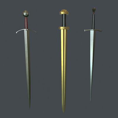 Sergei kupriakhin swords