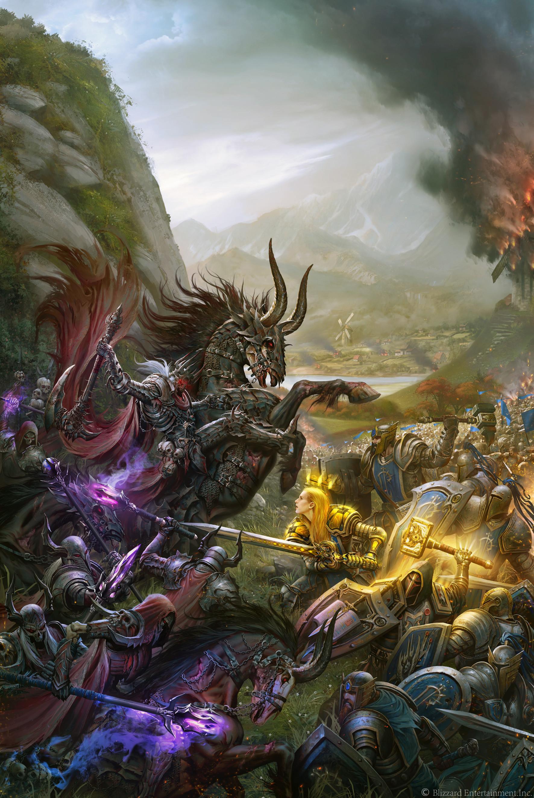 Wei Wang Warcraft Chronicle Vol 2