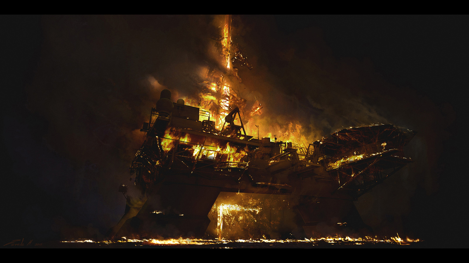 Deepwater Horizon Inferno 01 Keyframe