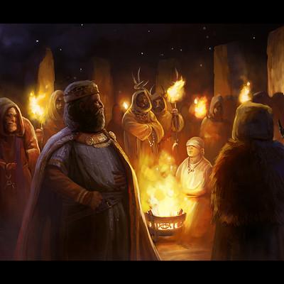 Pontus olofsson ck2 monks mystics