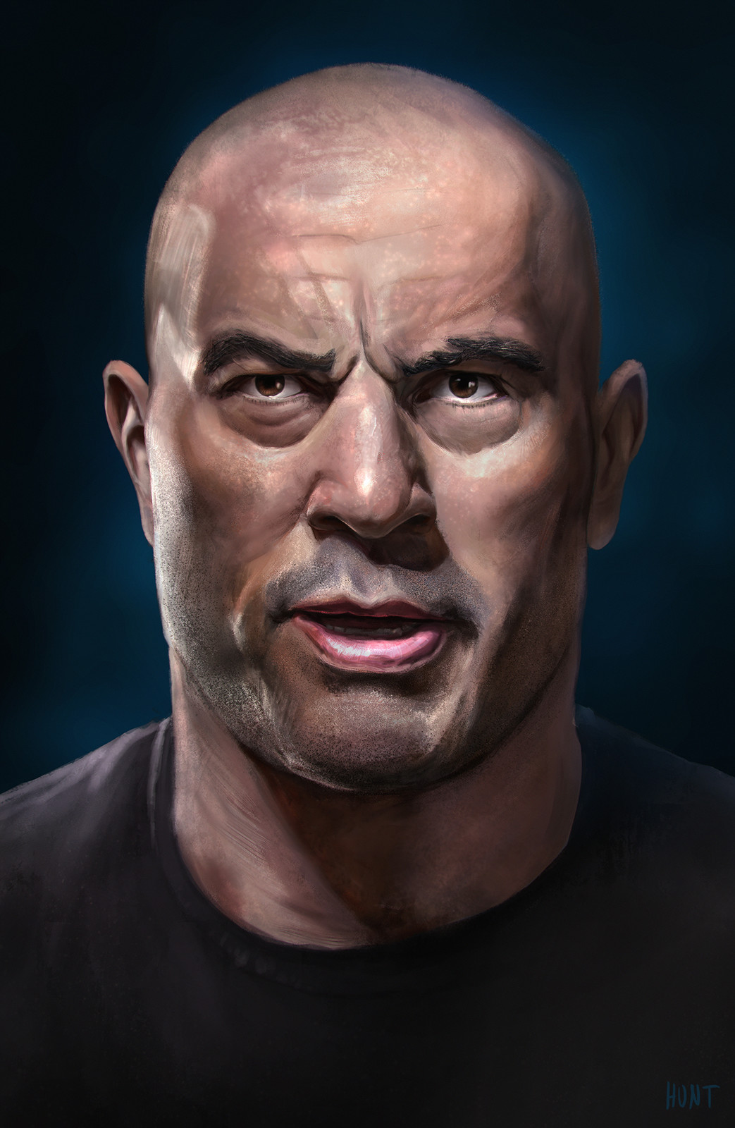 The Powerful Joe Rogan