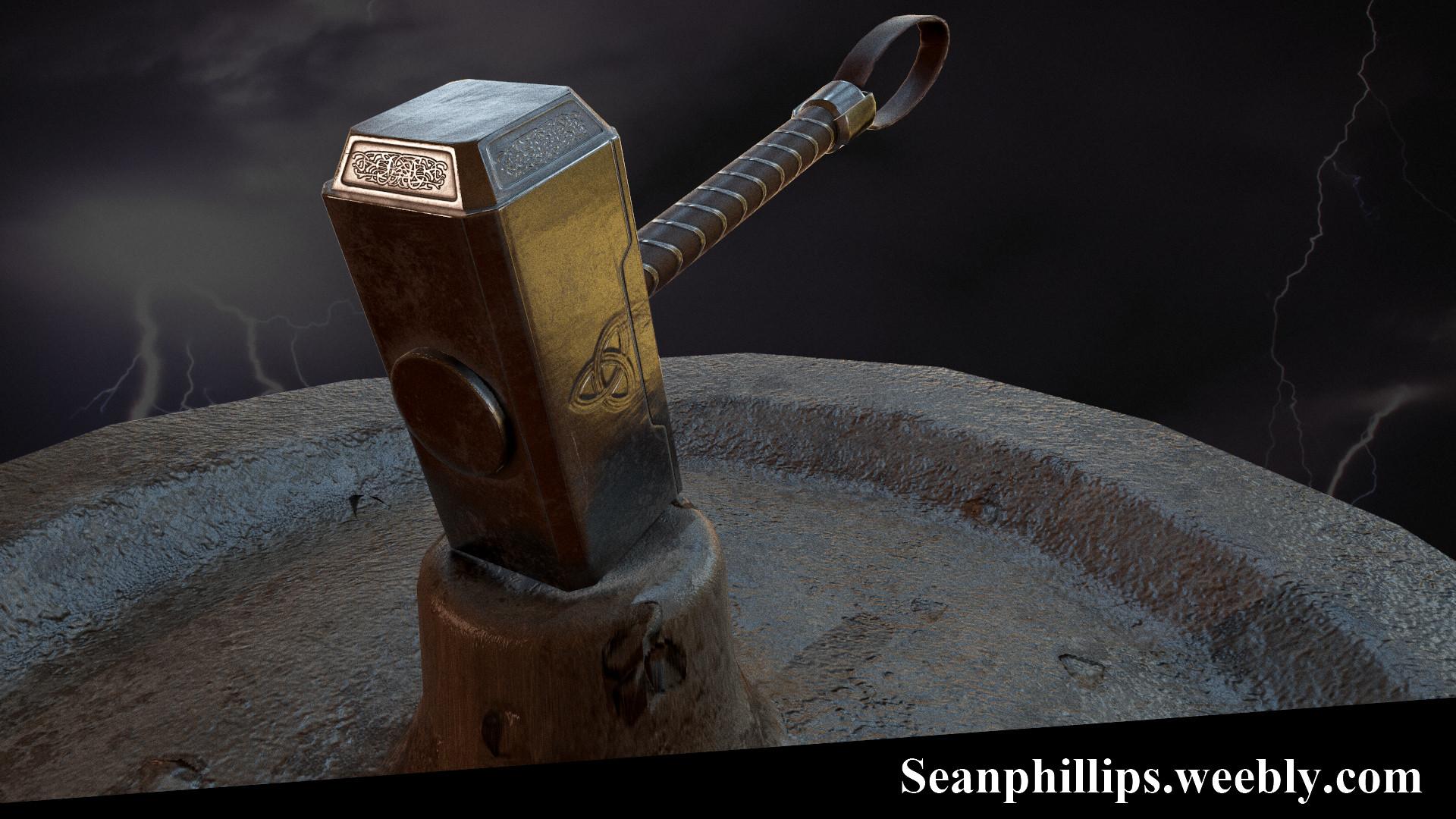 Sean phillips hammer 0001