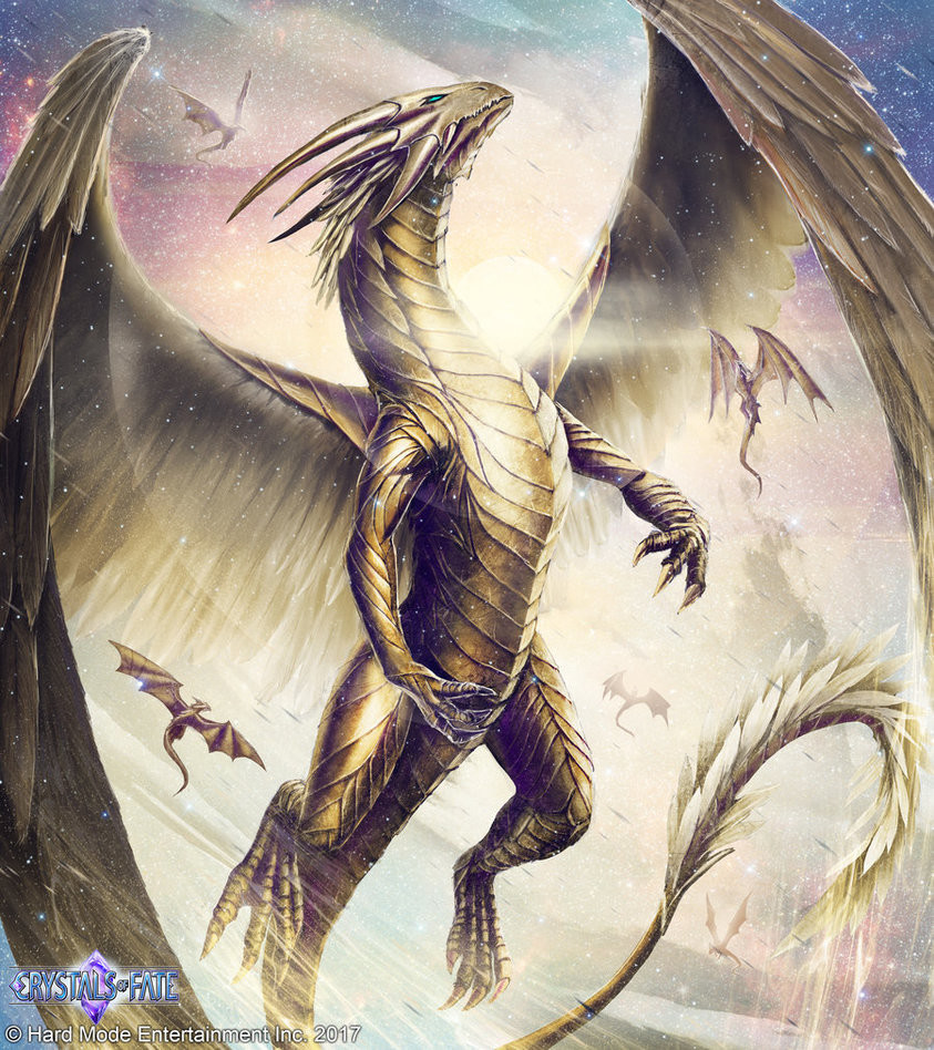 John stone holy dragon by john stone art db2ox97