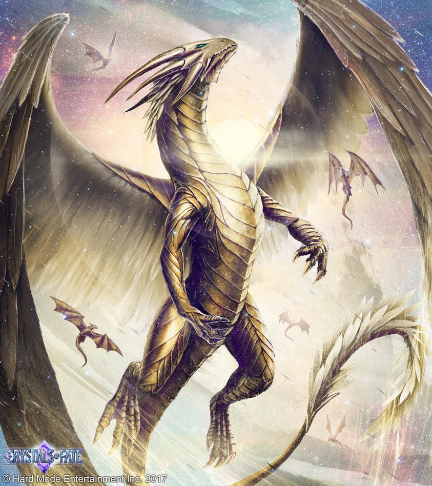 John stone holy dragon by john stone art db2ox97