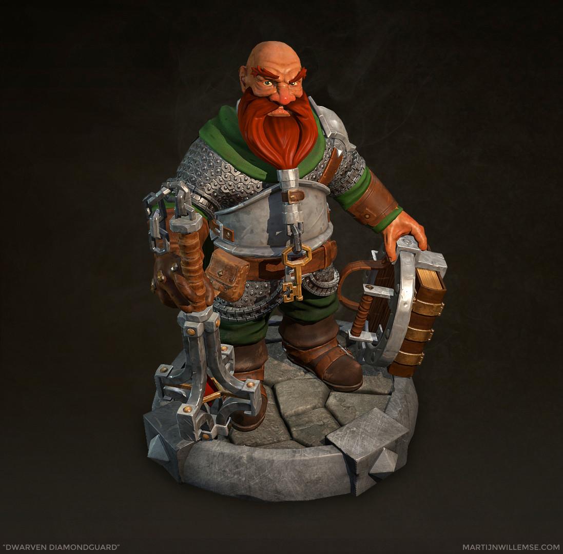 Martijn willemse dwarf02