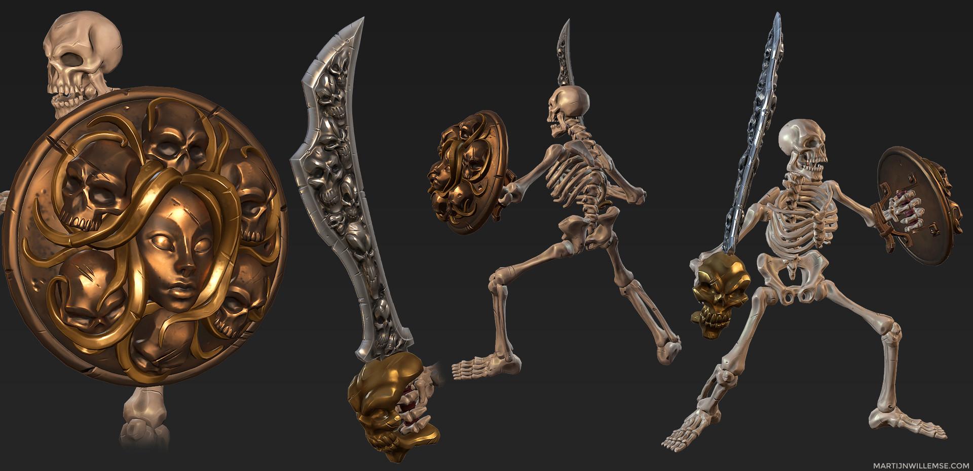 Martijn willemse skeleton 02