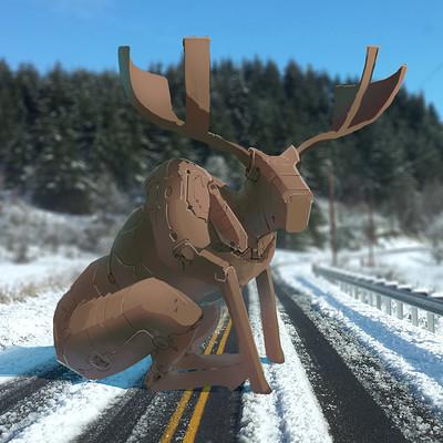 Peter gregory 17 03 08 canadian roadblock