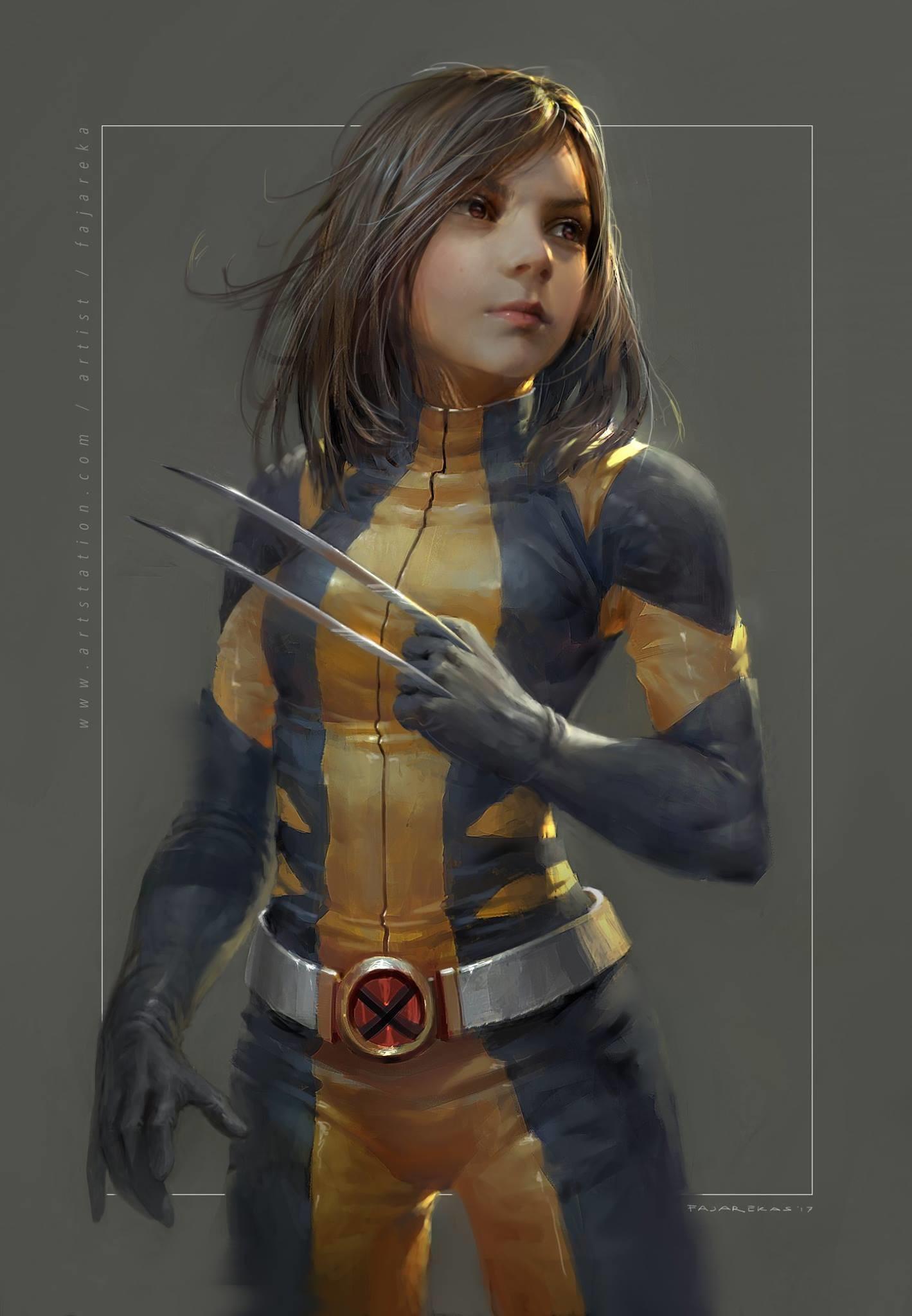 Artstation - Laura Wolverine, Fajareka Setiawan-3866