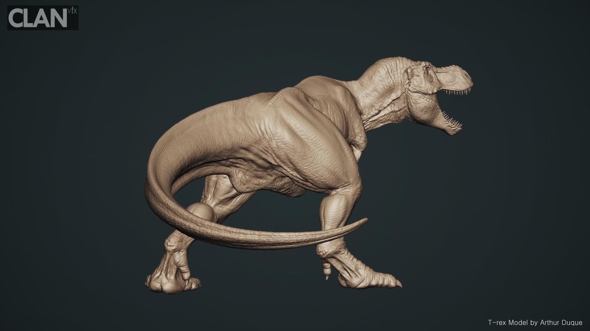 Arthur duque t rex model 03 00011