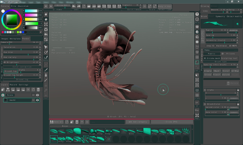 Arseniy korablev creature t2 2