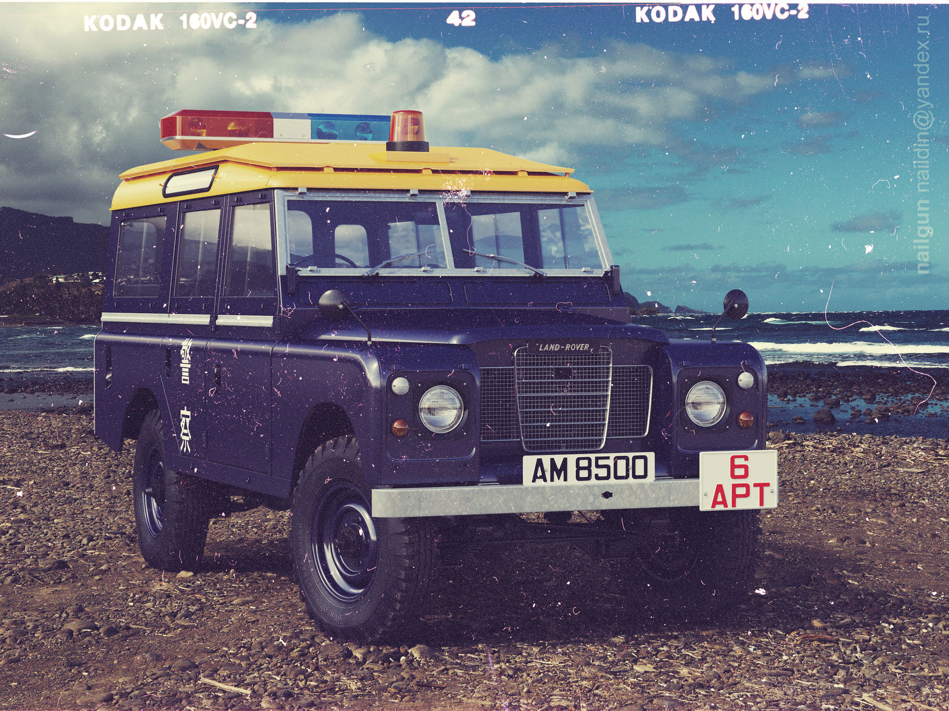 Nail khusnutdinov pwc 009 011 land rover firstpage old