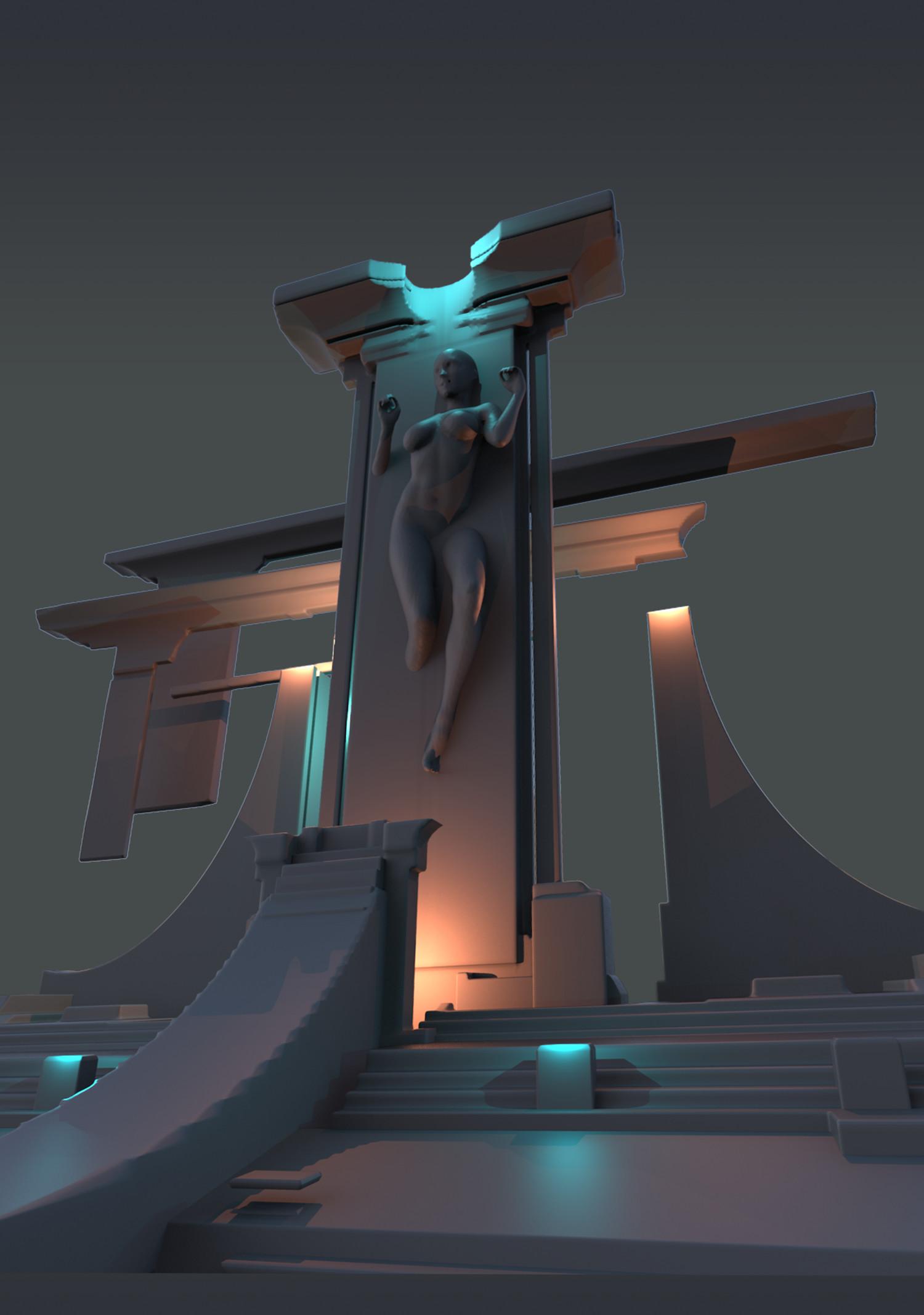 Magdalena radziej altar 003a