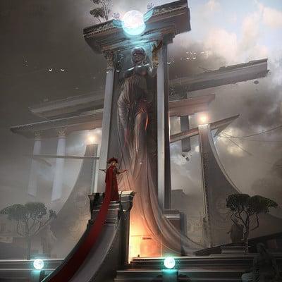 Magdalena radziej altar 003