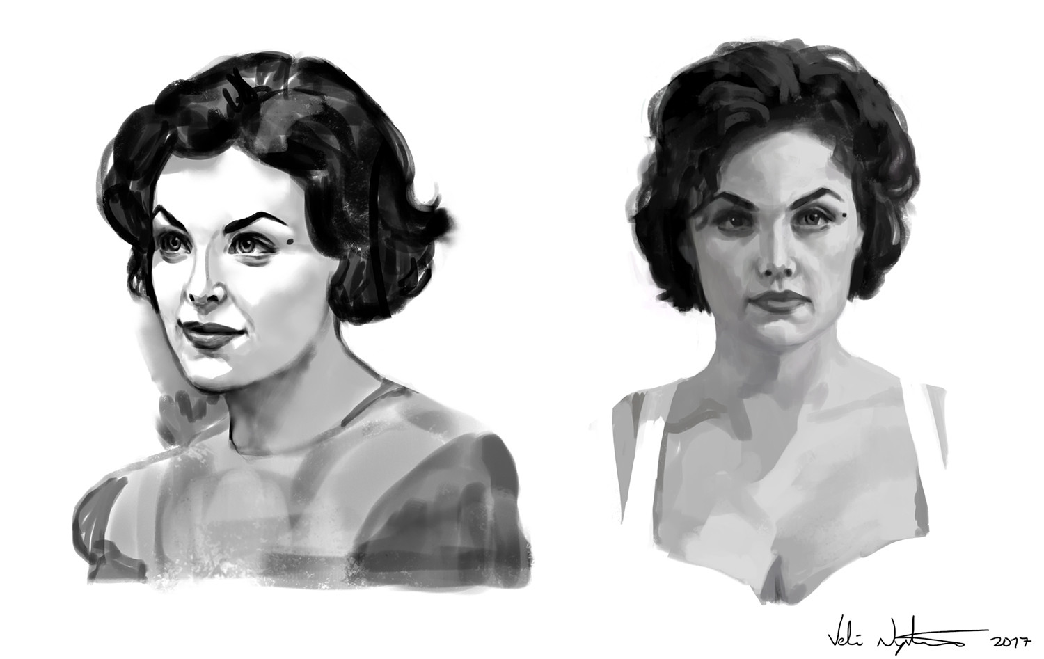 Studies from Twin Peaks (Sherilyn Fenn)