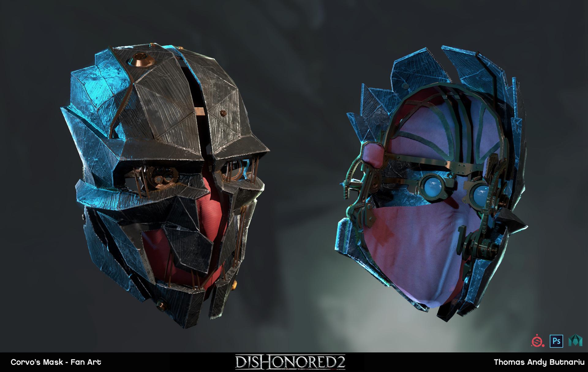 Thomas andy butnariu dishonoredmask1