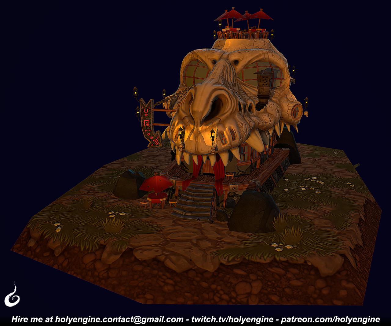 Dragon Skull Inn