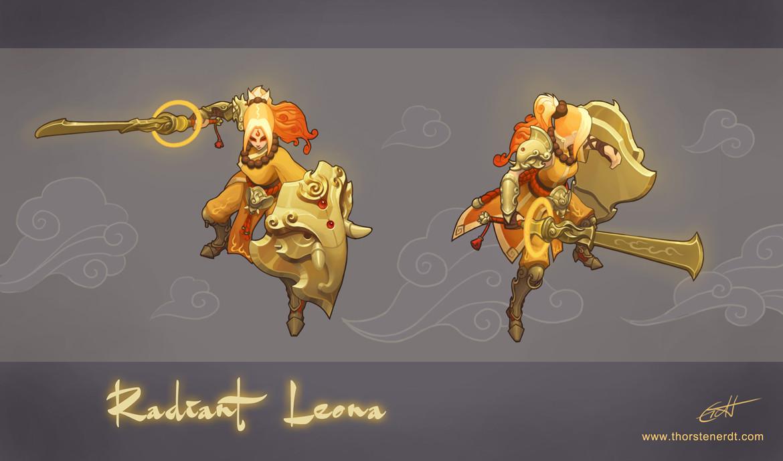 Thorsten erdt radiant leona 5