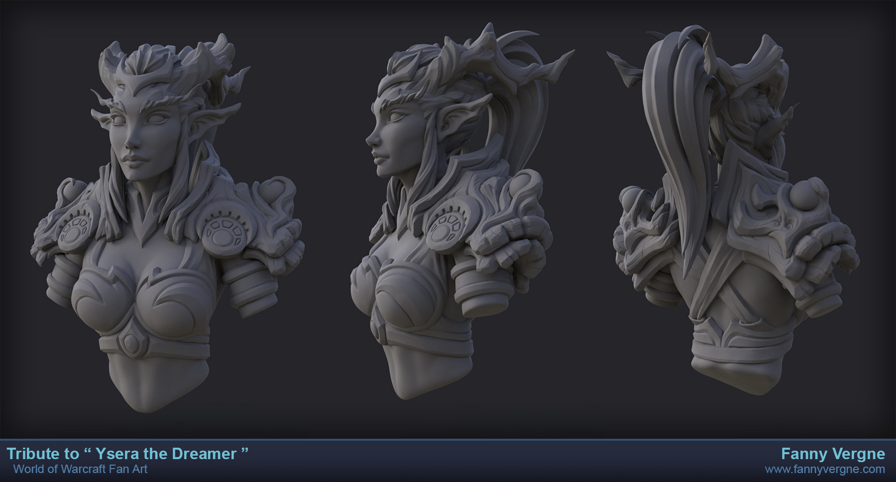 Fanny vergne ysera final sculpt